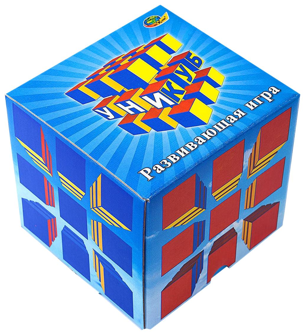 Развивающая игрушка Корвет Кубики Уникуб