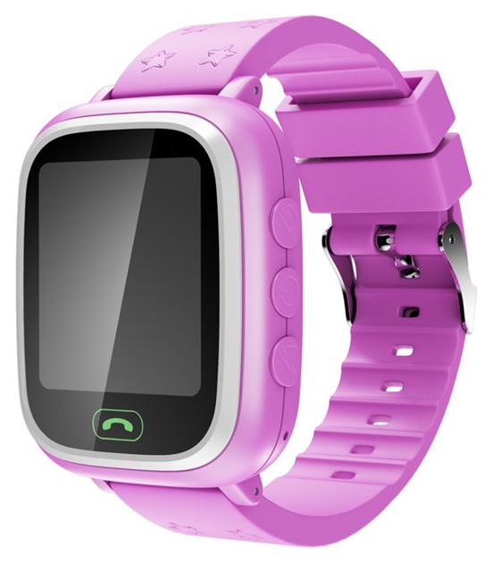 Детские смарт-часы Geozon Lite Pink/Pink (G-W05PNK)