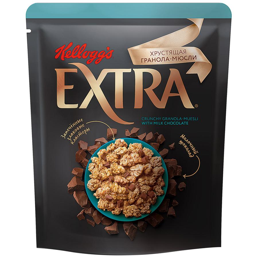 Готовые завтраки, каши, мюсли Vitavinco или Готовые завтраки, каши, мюсли Kelloggs — что лучше