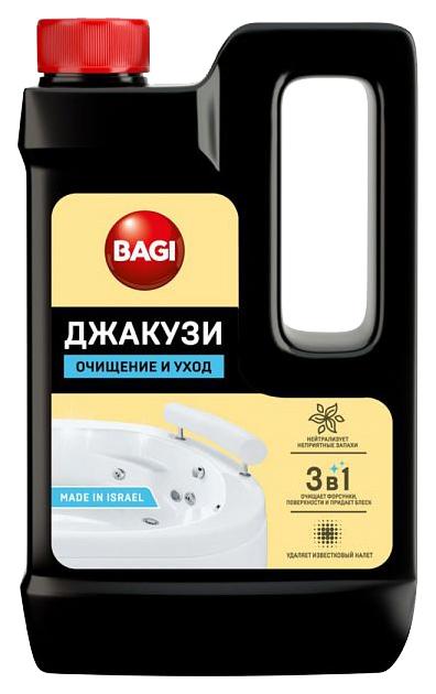 Чистящее средство для ванных комнат 3в1 Bagi джакузи 500 мл