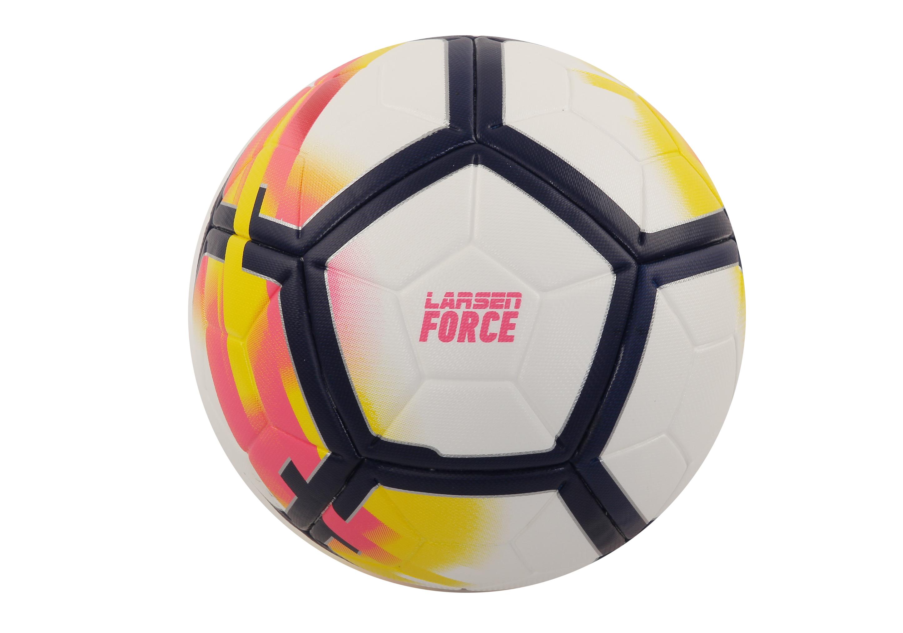 Футбольный мяч Larsen Larsen Force FB №5 orange фото