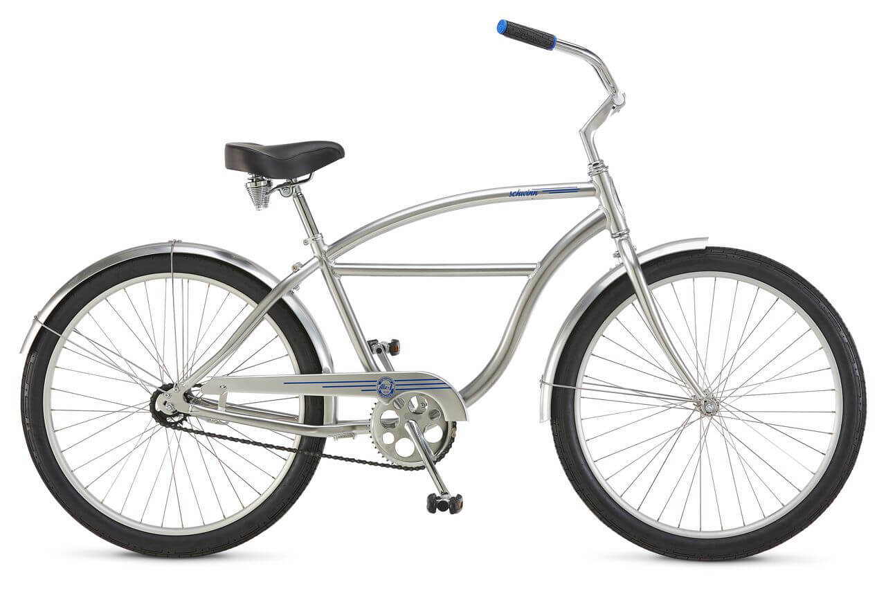 Велосипед Schwinn Alu 1 2018 One Size серый
