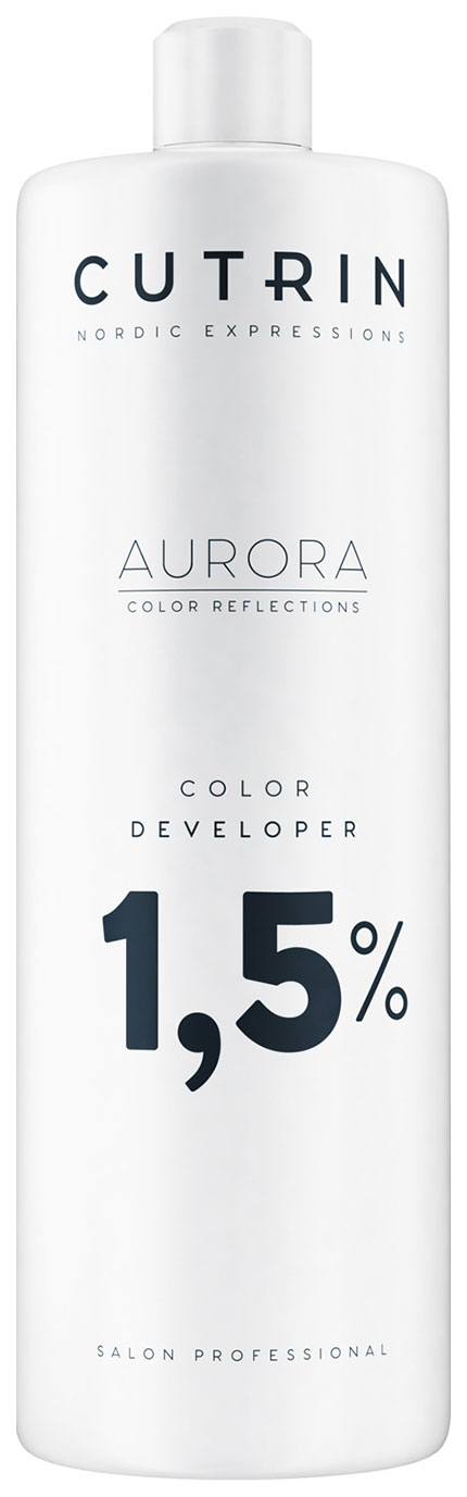 Проявитель Cutrin Aurora 1,5% 1 л