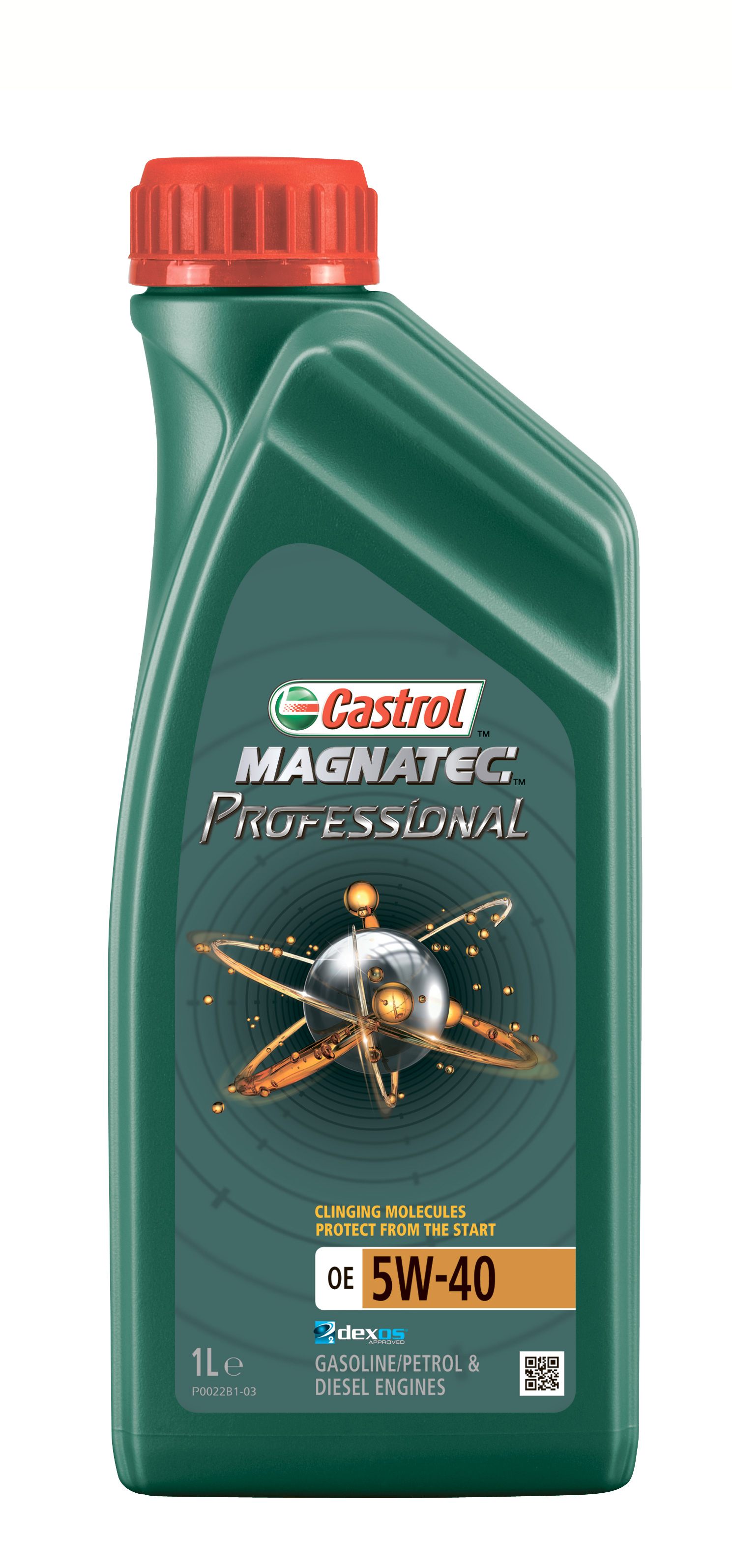 Моторное масло Castrol Magnatec Professional OE 5W-40 1л