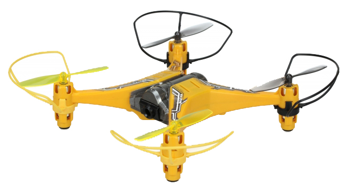 Купить Радиоуправляемый квадрокоптер Silverlit Spy Drone 2, Квадрокоптеры для детей