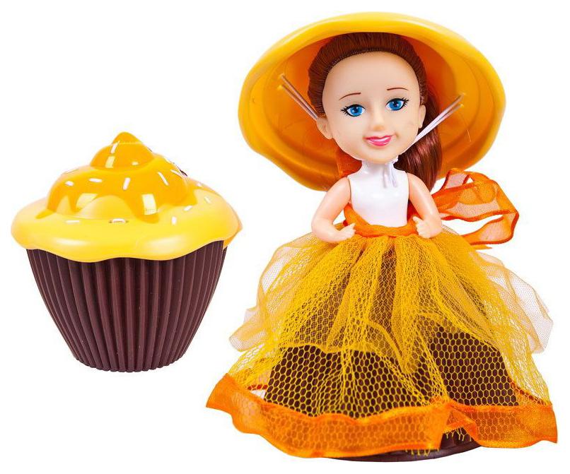 Купить Кукла Beauty Cupcakes Cupcake 39185A, Playmid, Классические куклы