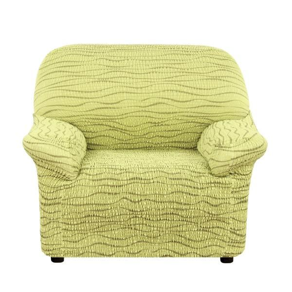 Чехол на кресло Еврочехол Тела Ридже зеленый