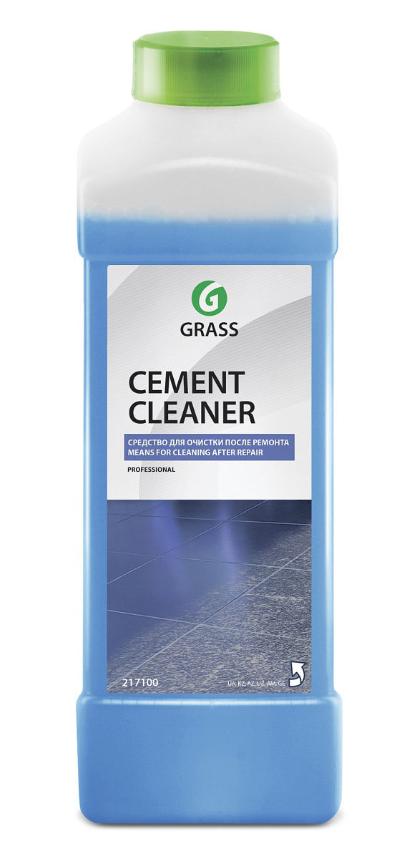 Очиститель после ремонта Grass cement cleaner канистра
