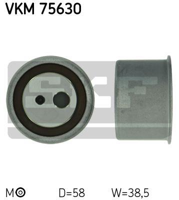 Натяжной ролик SKF VKM 75630