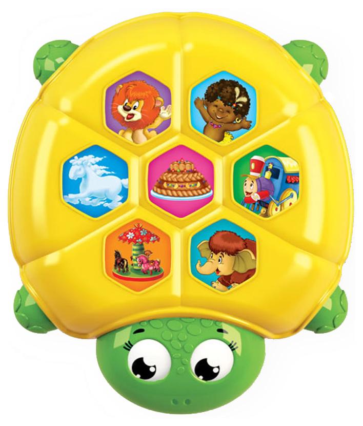 Купить Плеер-кроха Азбукварик Черепаха (7 песенок для малышей) 28046-2/08056-7, Детские гаджеты