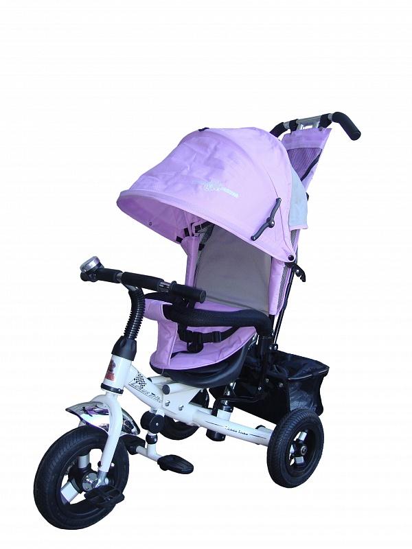 Велосипед детский Lexus Trike MS-0526 Next Pro Air белый-лаванда