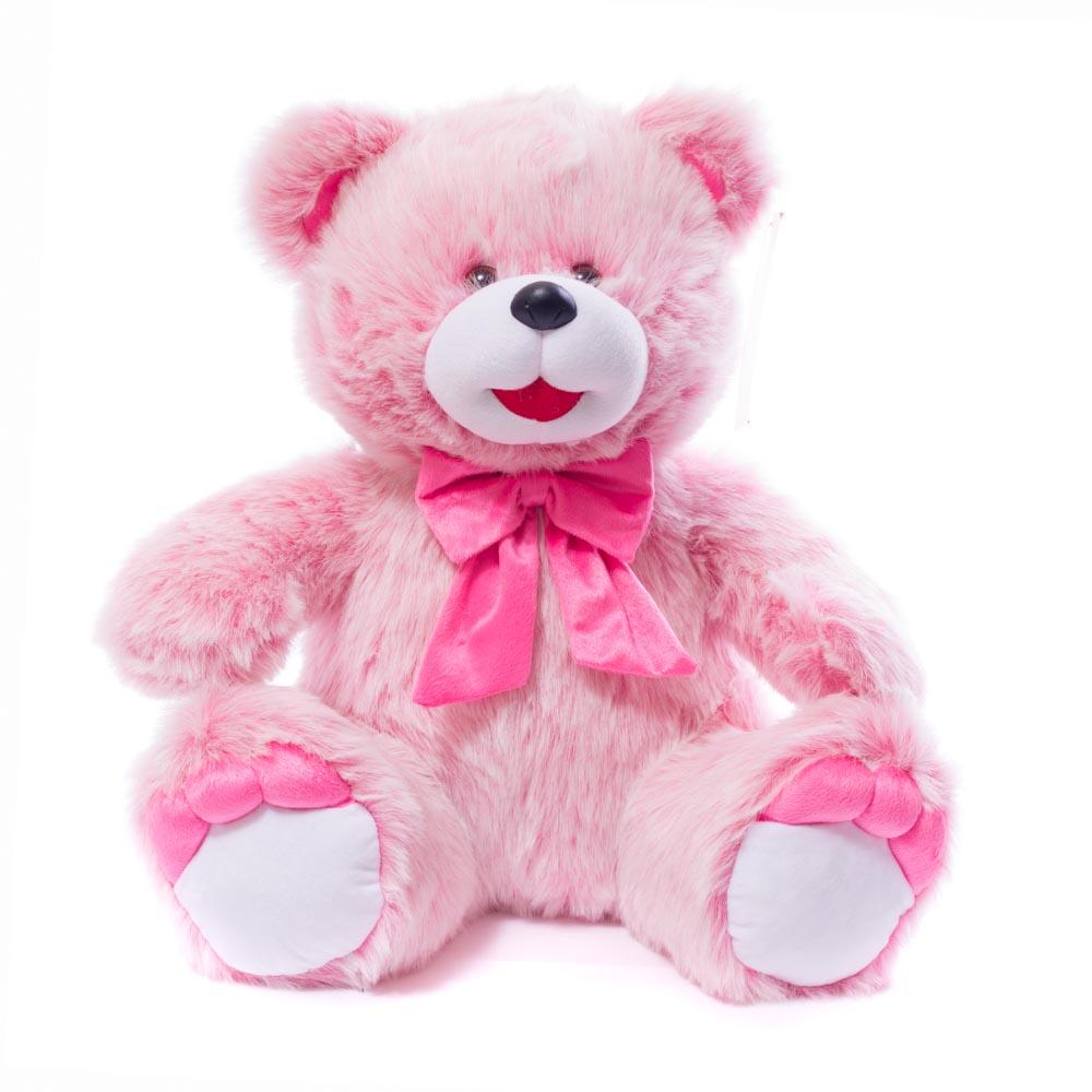 Купить Мягкая игрушка Медведь Нижегородский средний 55 см Нижегородская игрушка См-247-п-11, Мягкие игрушки животные