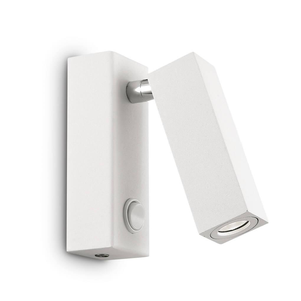 Светодиодный спот светильник Ideal Lux Page