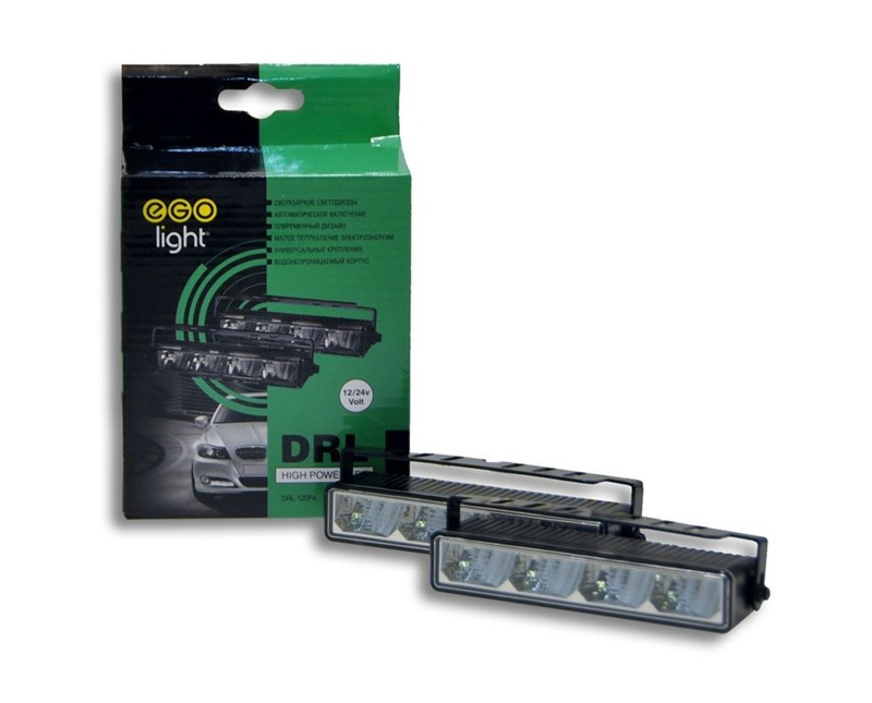 Дневные ходовые огни EGO light DRL 120P4