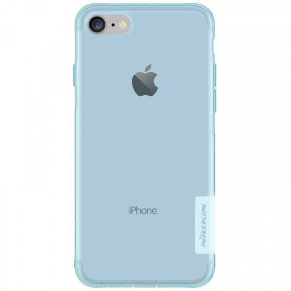 Чехол Nillkin Nature Series для Apple iPhone 7 / 8 Blue