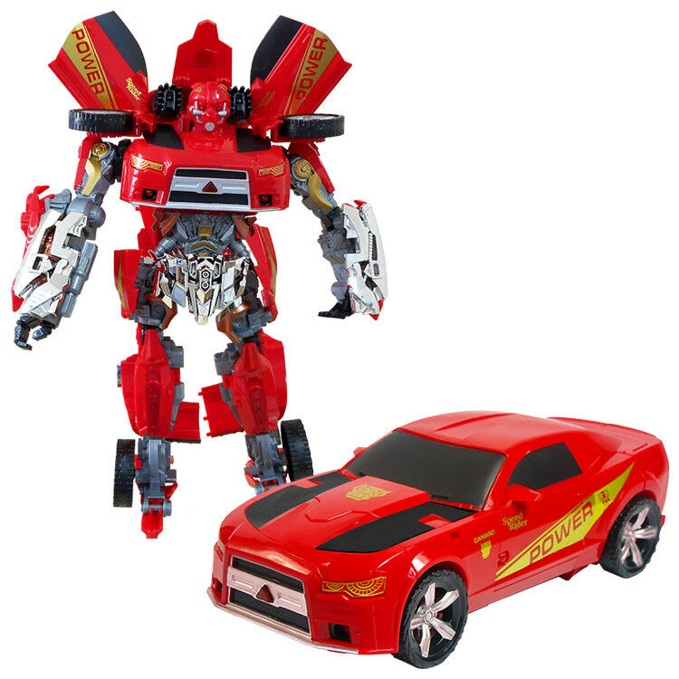 Купить Робот-трансформер KingKids the latest series 9988В, Интерактивные мягкие игрушки