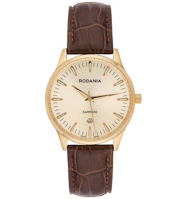 Наручные часы кварцевые мужские Rodania Zermatt 2514133.