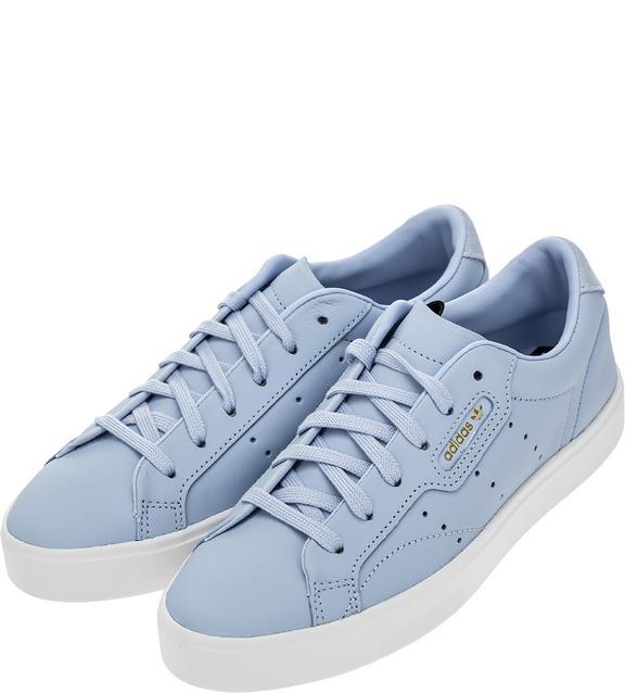 Кеды женские adidas Originals DB3259 синие 6 DE