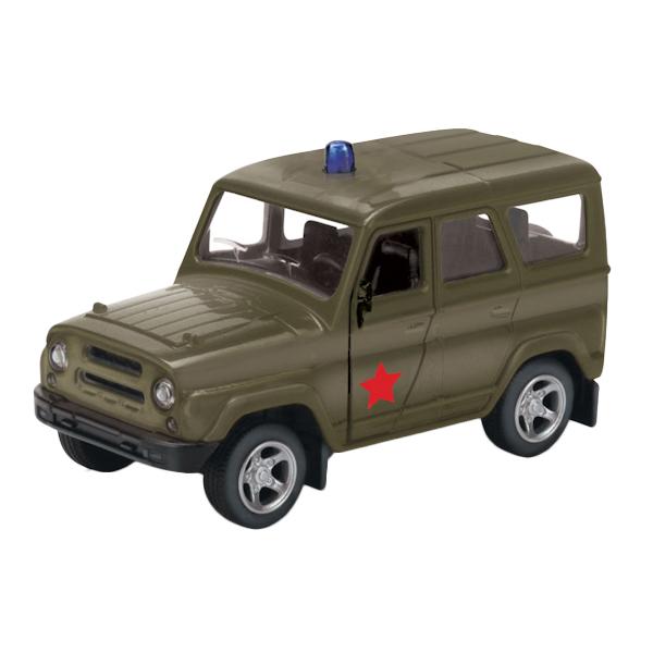 Купить Машина военная Технопарк Uaz Hunter, Строительная техника