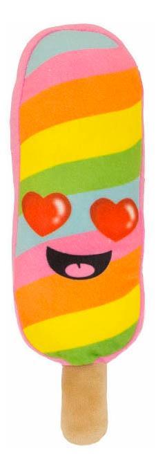 Мягкая игрушка Button Blue Мороженка радуга