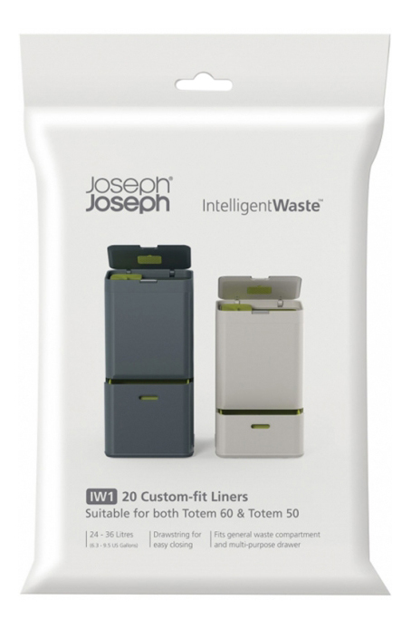 Мешок для мусора General waste 20 шт