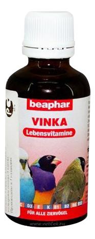 Витаминный комплекс для птиц Beaphar Vinka,
