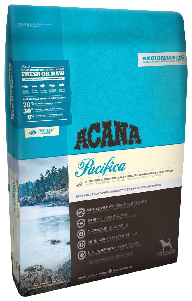 Сухой корм для собак ACANA Regionals Pacifica, рыба, 6кг фото