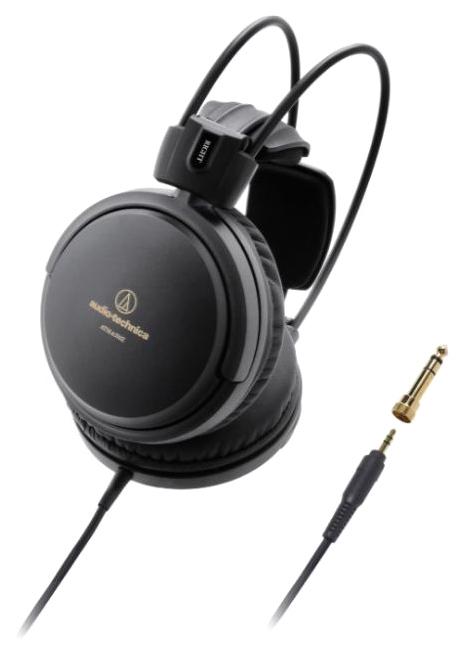 Наушники Audio-Technica ATH-A550Z Black фото