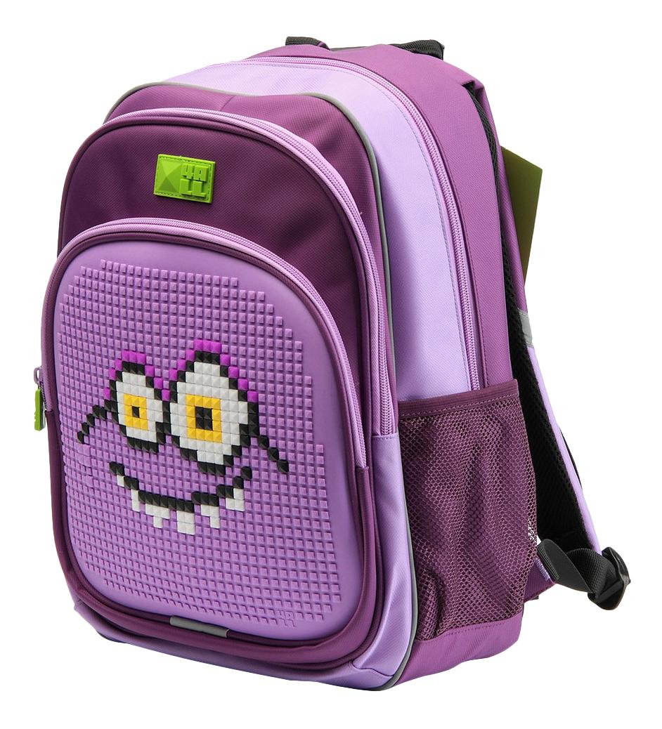 Рюкзак детский 4All Kids Монстр Водяной фиолетово-сиреневый