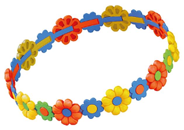 Купить Цветик 60 деталей, Набор для создания украшений Биплант Цветик 60 деталей 11060, Рукоделие