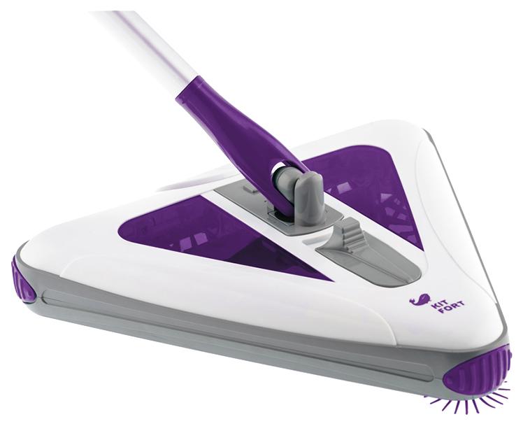Электровеник Kitfort  KT 508 3 White/Purple