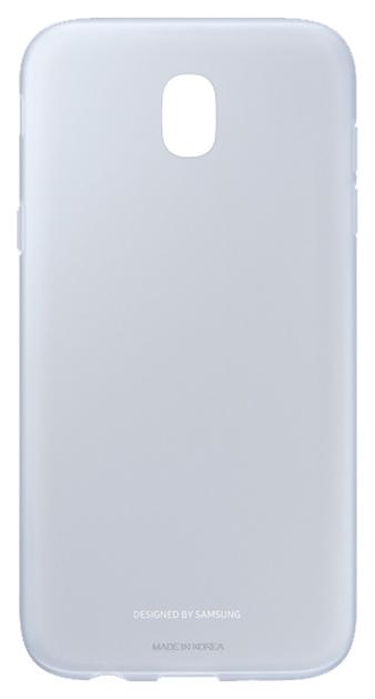 Чехол Samsung Galaxy J5 (2017) Jelly Blue (EF-AJ530TLEGRU)