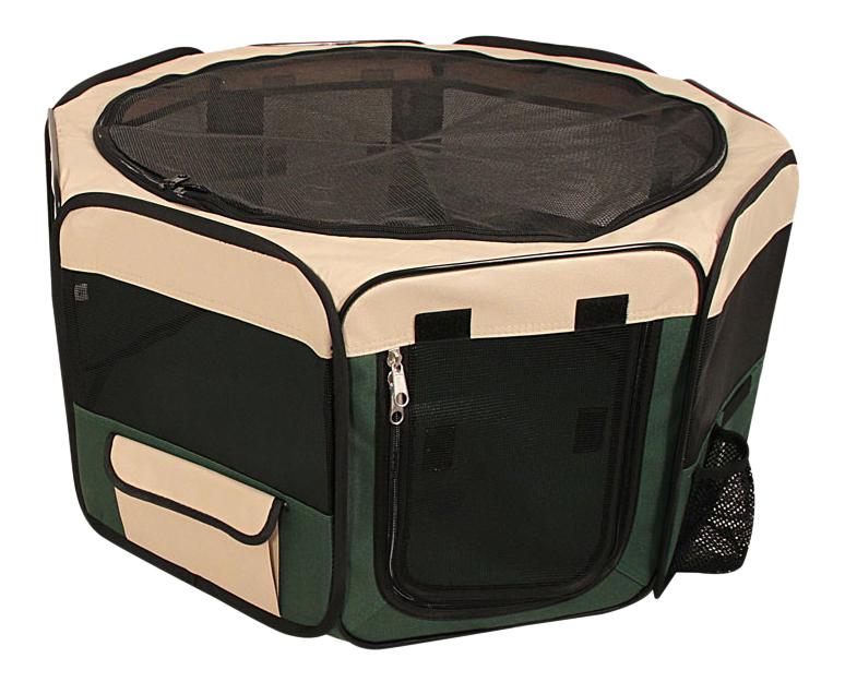 Вольер для собак Triol 139x139x62, размер XL, DCC1048XL
