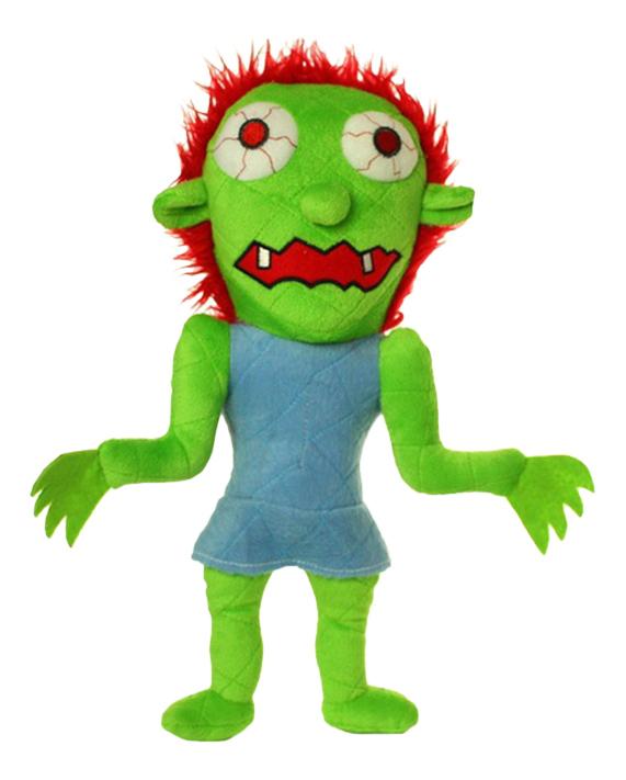 Мягкая игрушка для собак Mighty Девочка-зомби, 34 см фото