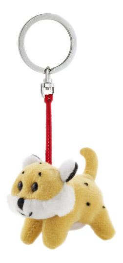 Леопард 7 см, Мягкая игрушка Trudi Брелок Леопард, 7 см, Мягкие игрушки животные  - купить со скидкой