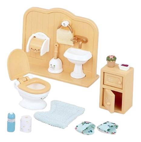 Купить Игровой набор Sylvanian Families Туалетная комната, Игровые наборы