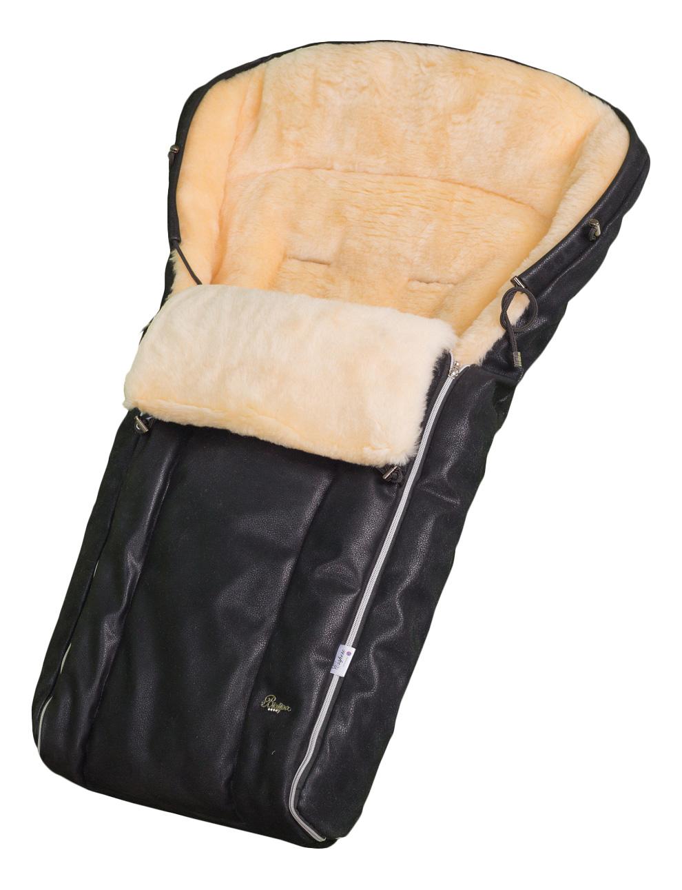 Конверт-мешок для детской коляски Esspero В коляску Lukas Lux black
