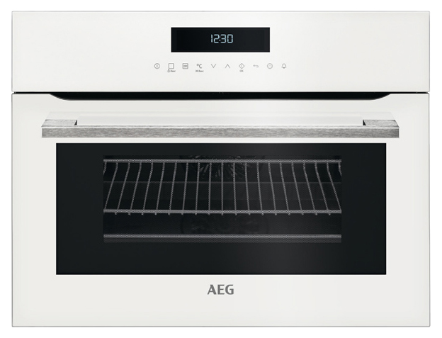 Встраиваемый электрический духовой шкаф AEG KMR761000W White