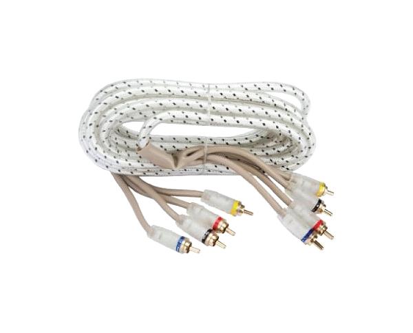 Кабель автомобильный KICX межблочный кабель FRCA45 фото