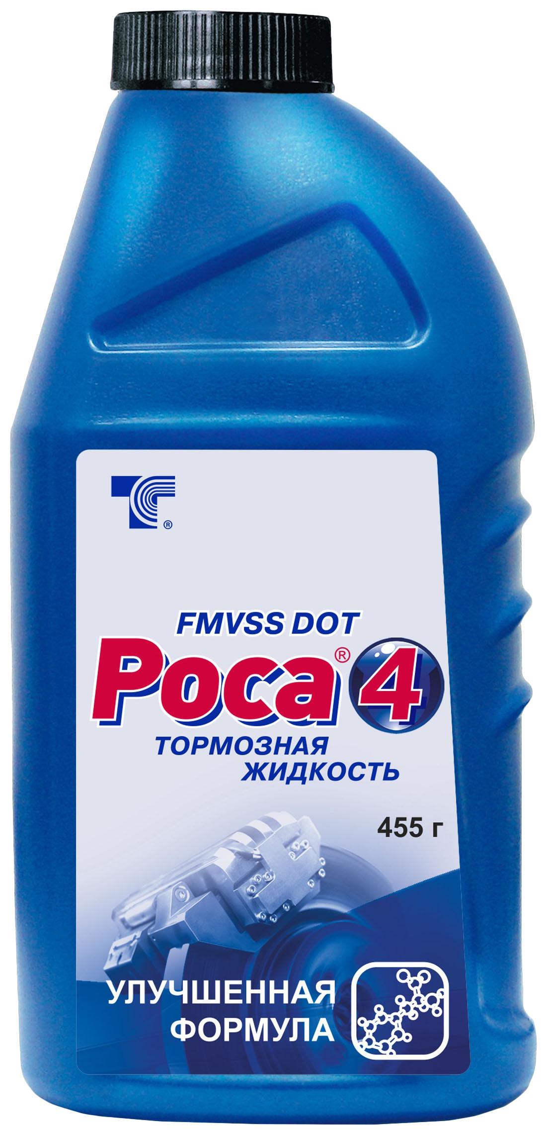 Тормозная жидкость ТОСОЛ СИНТЕЗ 0.5л 430106H01