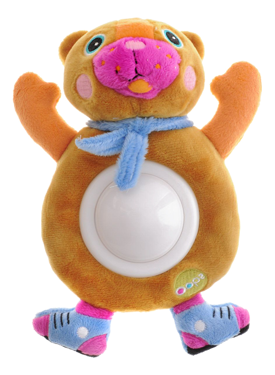 Ночник детский Oops Медвежонок