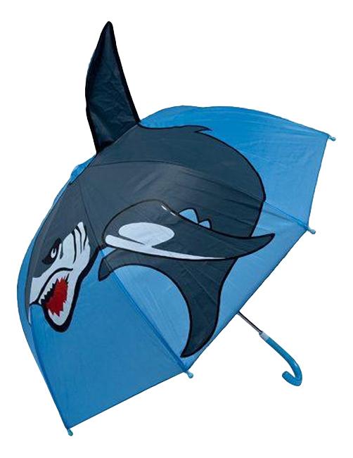 Купить Зонт детский Mary Poppins Акула 46 см 53520,