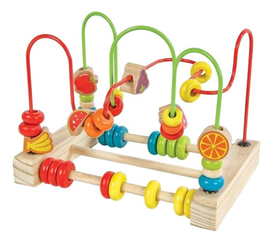 Купить Лабиринт-счеты большой, Mapacha Детские счеты Mapacha лабиринт 76679, Игрушки головоломки