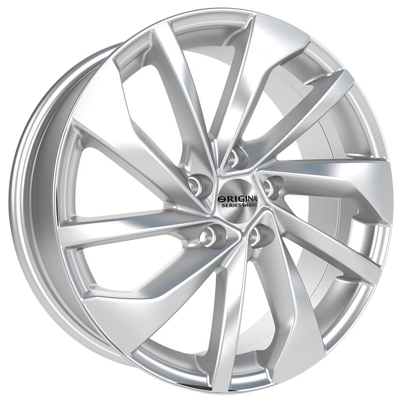 Колесные диски SKAD R18 7J PCD5x114.3 ET45 D66.1 2660002 Nissan X'trail (KL-276)