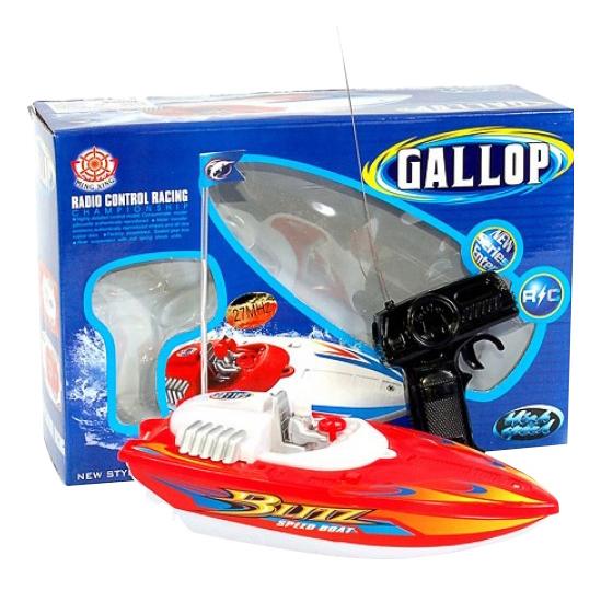 Купить Shenzhen toys Катер ру gallop на бат Shenzhen toys М24658, Радиоуправляемые катера