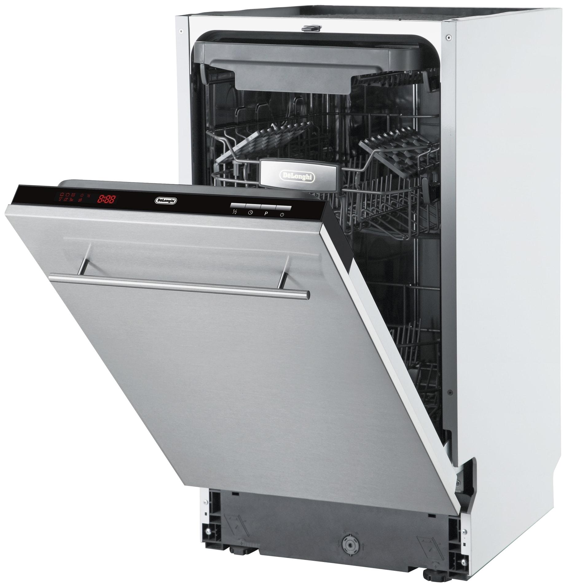 Встраиваемая посудомоечная машина 60 см DeLonghi