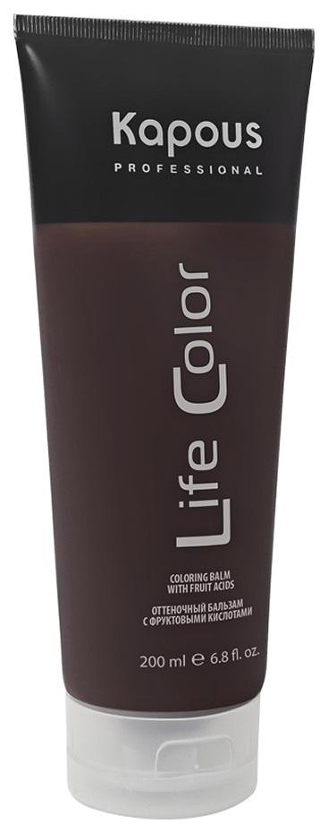 Бальзам для волос Kapous Professional Life Color Песочный 200 мл