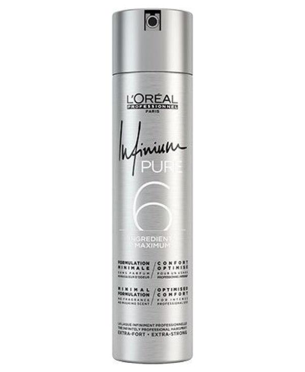 Купить Лак для волос L'Oreal Professionnel Pure Soft средней фиксации, 500 мл