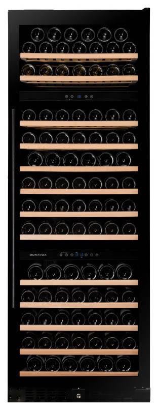 Винный шкаф Dunavox DX 170.490TBK