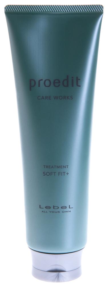 Купить Маска для волос Lebel Proedit Care Works Soft Fit Plus Treatment 250 мл